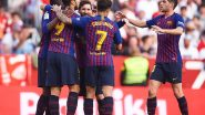 Barcelona vs Granada, La Liga 2019-20 Free Live Streaming Online & Match Time in IST: How to Get Live Telecast on TV & Football Score Updates in India?