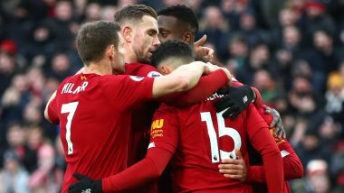 Liverpool 4-0 Leicester City Premier League 2019-20 Result: The Reds Defeat Leicester (Watch Video)City to Consolidate Position at Top