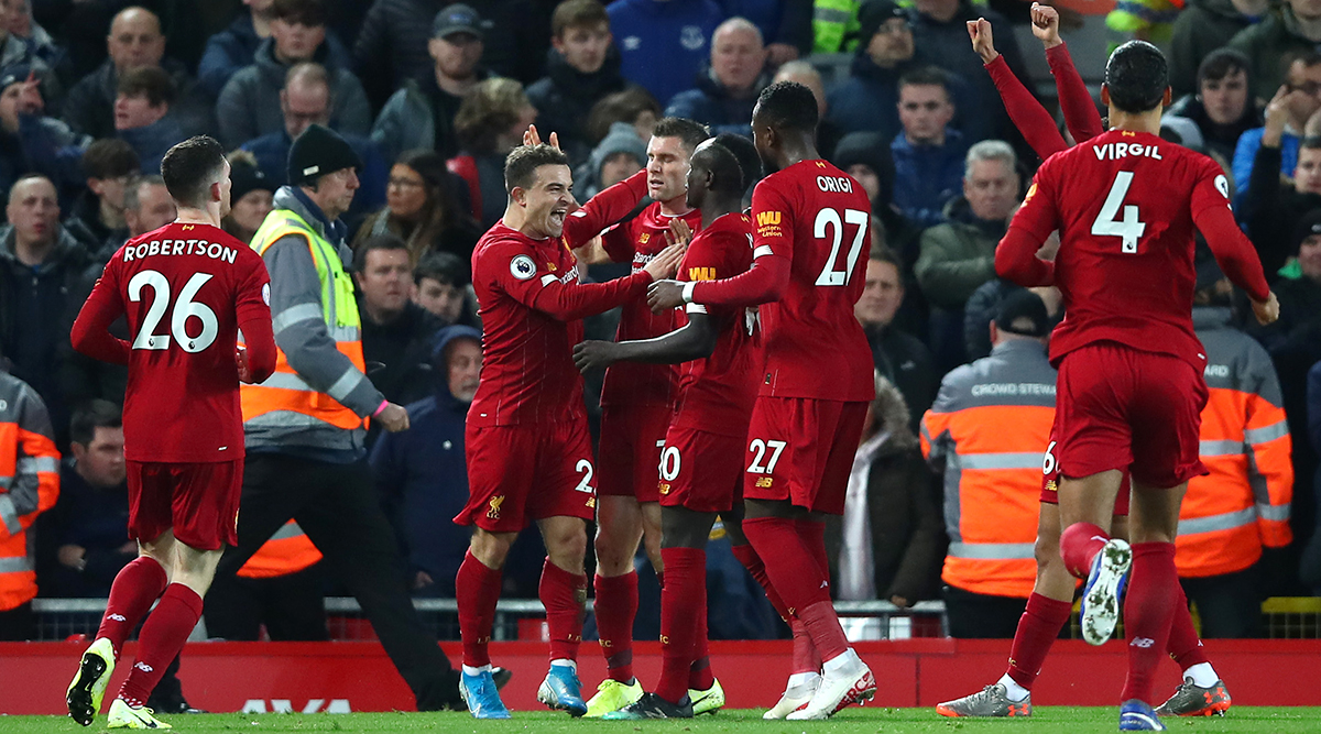 Liverpool vs Watford, Premier League 2019–20 Free Live Streaming Online: How to Get EPL Match Live Telecast on TV & Football Score Updates in Indian Time?