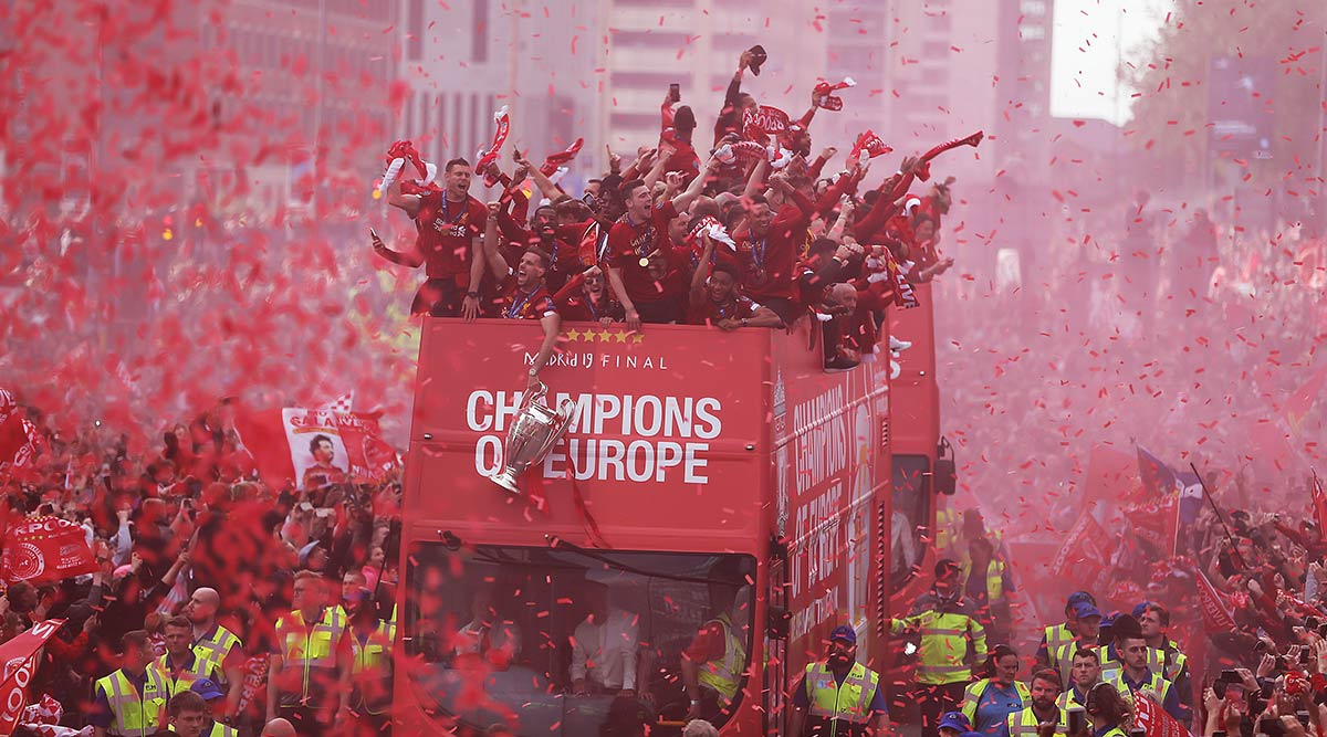 Year Ender 2019 Football Special: Liverpool Reclaims Lost Legacy