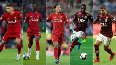 Liverpool vs Flamengo, FIFA Club World Cup 2019 Final: Virgil van Dijk, Giorgian De Arrascaeta & Other Players to Watch Out for at Khalifa International Stadium in Dubai
