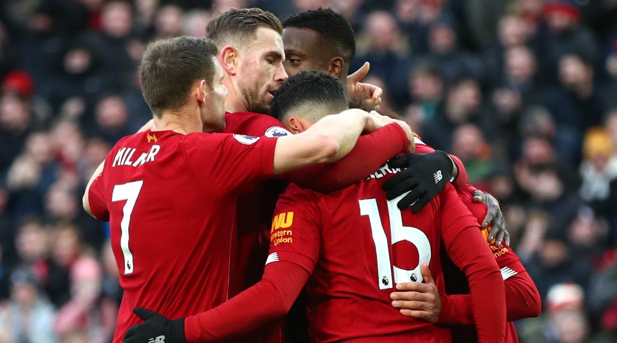 Leicester City Vs Liverpool Premier League 201920 Free