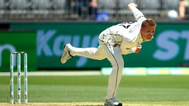 Australia vs New Zealand Test Series 2019: NZ Pacer Lockie Ferguson Ruled Out Due to Right Calf-Muscle Tendon Strain