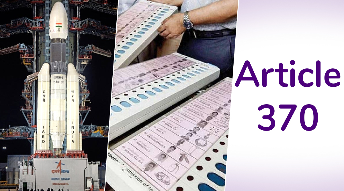 Lok Sabha Election Results, Chandrayaan 2, Article 370 Top The Most-Searched News on Google Year in Search 2019 India List
