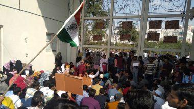 Hyderabad: MANUU Students Boycott Exams in Protest Against 'Jamia Clash'