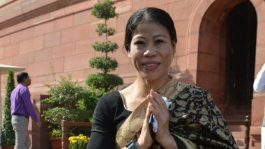 Mary Kom Voted in Favour of Citizenship Amendment Bill Because She Felt 'Nobody Would Have Listened Had She Opposed it'; Watch Video