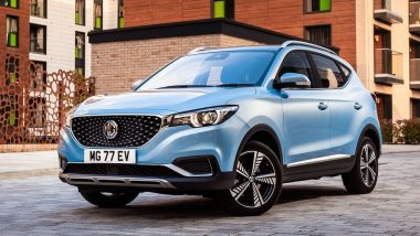 MG ZS EV LIVE Updates: MG ZS EV Electric SUV Officially Unveiled in India; Expected Price, Launch Date, Features, Specifications & More