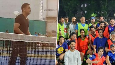 Year Ender 2019 MS Dhoni Special: Football, Tennis, and Other Sports Which MSD Played This Year After His Sabbatical From Cricket (Check Photos and Videos)