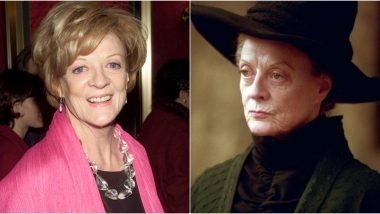 Maggie Smith 85th Birthday: From Being Real-Life Superhero to Multiple Awards & Accolades, 5 Things to Know About Our Fav Professor Minerva McGonagall