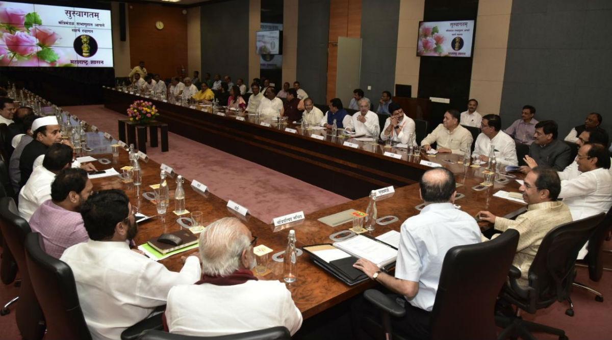 Maharashtra Cabinet and Portfolios: Governor BS Koshyari Approves Allocation as Proposed by CM Uddhav Thackeray