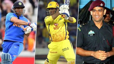 Year Ender 2019 Cricket Special: 7 Reasons Why MS Dhoni Ruled Headlines in The Incredible Year