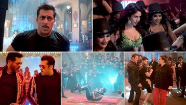 Munna Badnaam Hua Song Making: Salman Khan Preps for the 'Belt' Step, Prabhudheva Shows Off His Fabulous Dance Skills in This Fun BTS Video