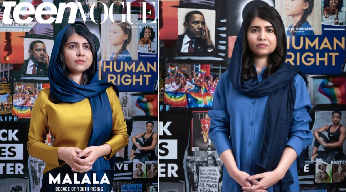 Malala Yousafzai Features on Teen Vogue Cover; Talks About Youth Activism, Girls Education, Islamophobia, Greta Thunberg And Mental Health