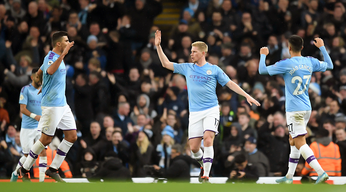 Manchester City vs Crystal Palace, Premier League 2019–20 Free Live Streaming Online: How to Get EPL Match Live Telecast on TV & Football Score Updates in Indian Time?