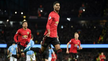 Premier League 2019-20: Manchester United Win Battle of Manchester City Marred By Alleged Racism