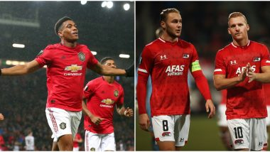 MUN vs ALK Dream11 Prediction in UEFA Europa League 2019–20: Tips to Pick Best Team for Manchester United vs AZ Alkmaar Football Match