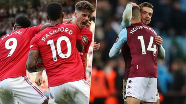 Premier League 2019-20 Free Live Streaming Online, Aston Villa vs Manchester United