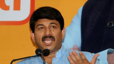BJP Leader Manoj Tiwari's Security Increased Ahead of Bihar Assembly Elections 2020