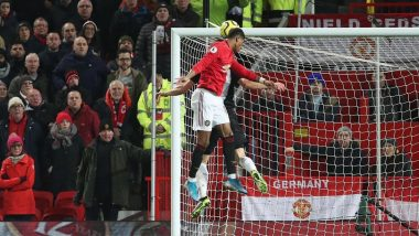 Marcus Rashford vs Cristiano Ronaldo's Header Comparison: Man United Player Tweets Of Not Touching Juventus' Star Jumping Levels Yet But Working On It!