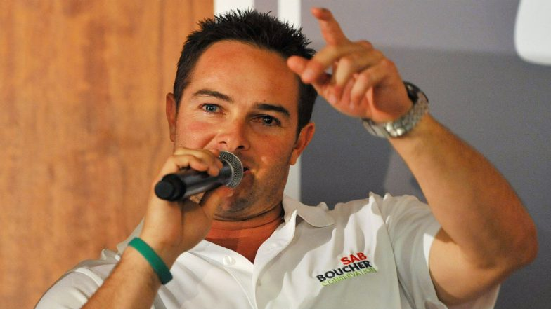 Aggression Shouldn't Be Taken Out of Cricket, Says Mark Boucher