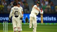 Australia vs New Zealand Live Cricket Score, 1st Test 2019, Day 2: Get Latest Match Scorecard and Ball-by-Ball Commentary Details for AUS vs NZ Day-Night Test From Perth