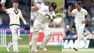 Australia vs New Zealand 1st Test 2019, Key Players: Marnus Labuschagne, Tom Latham, Pat Cummins and Other Cricketers to Watch Out for in the Day-Night Test