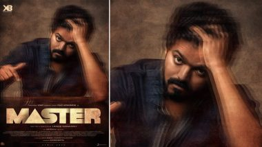 Master: Fans Trend #BoxOfficeBaashaVIJAY After Thalapathy Vijay and Vijay Sethupathi's Film Gets Distributed at Astronomical Rates