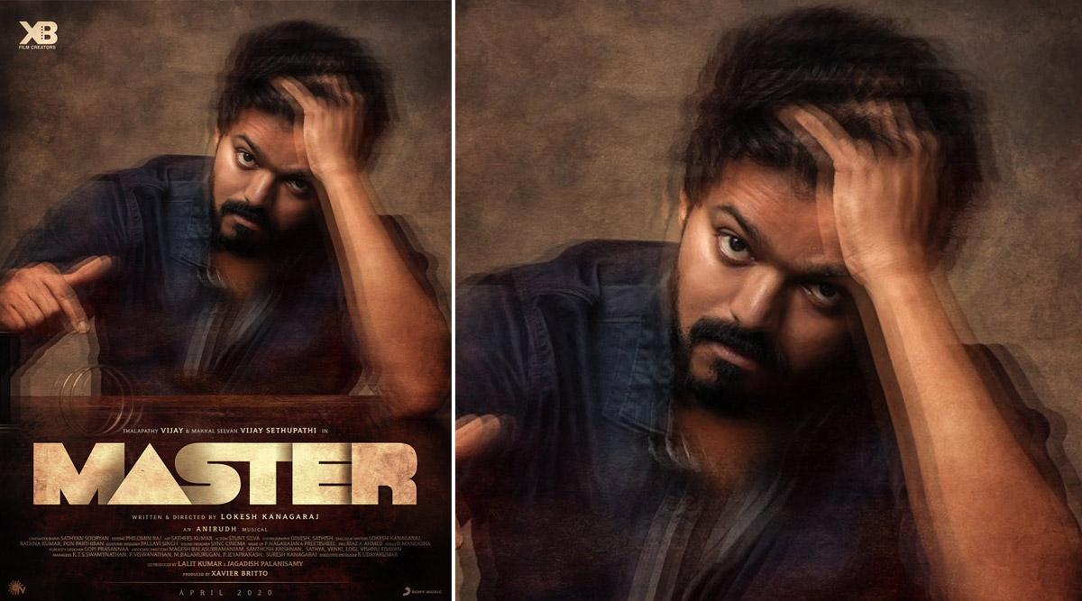 Master: Fans Trend #BoxOfficeBaashaVIJAY After Thalapathy Vijay and Vijay Sethupathi's Film Gets Distributed at Astronomical Rates