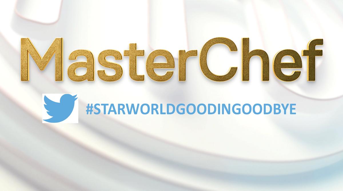 Bid Goodbye to MasterChef Australia Season 11 by Donating a Meal, #StarWorldGoodInGoodbye Trends on Twitter