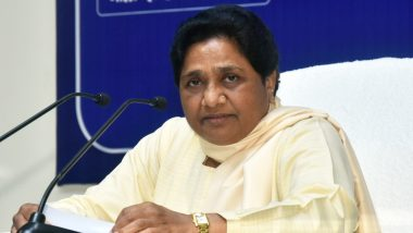 Protests Over George Floyd's Seath Send Clear Message That Common Man's Life Has Value, Says Mayawati