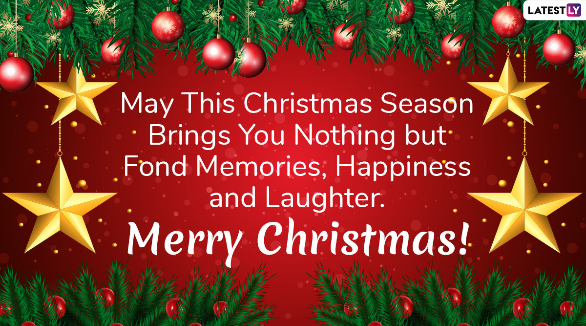 Merry Christmas 2019 Messages: WhatsApp Stickers, Xmas ...