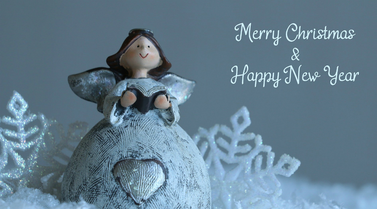 Merry Christmas and Happy New Year 2020 Wishes & HD Images ...