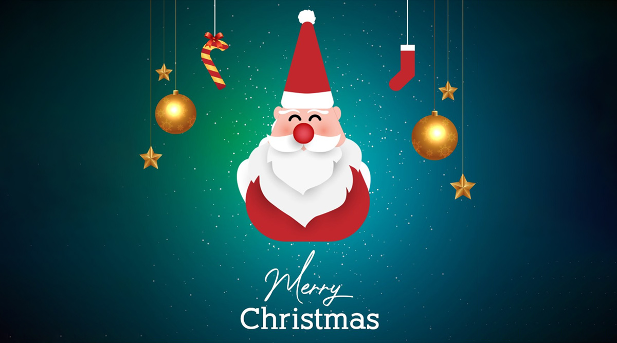 Merry Christmas 2019 Wishes Trend on Social Media, Netizens Share Happy Christmas Messages, Xmas GIFs and Season's Greetings to Mark The Joyous Occasion