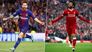 Lionel Messi Shades in Mo Salah? Former Arsenal Manager Arsene Wenger Compares Egyptian to Barcelona Superstar