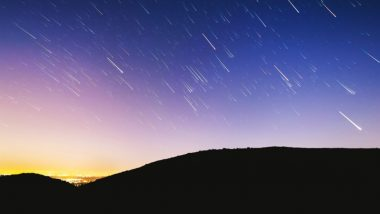 Geminid Meteor Shower 2019 Date in India & Other Locations: Shooting Stars to Be Visible on Friday the 13th and Saturday!
