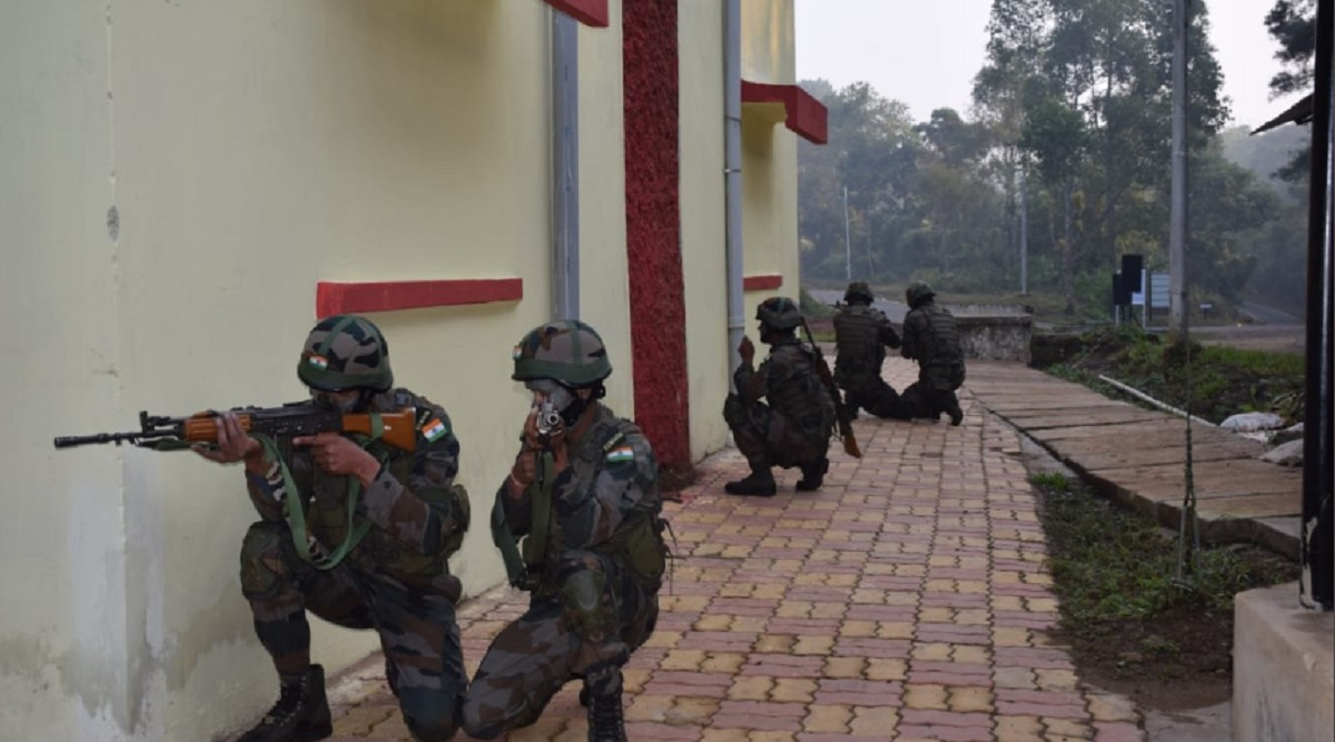 India, China Hold 'Hand-In-Hand' Military Exercise in Shillong Amid CAB Tensions in Northeast