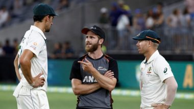 David Warner Hilariously Trolls Mitchell Starc Ahead of IPL 2020 Player Auction, Says, 'Welcome to Sunrisers Hyderabad'