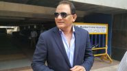Mohammad Azharuddin Stand at Rajiv Gandhi International Stadium in Hyderabad To Be Inaugurated Ahead of IND vs WI 1st T20I 2019