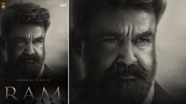 Ram Poster: Mohanlal Reveals The Title of His Next Film With Jeethu Joseph After Drishyam (View Pic)