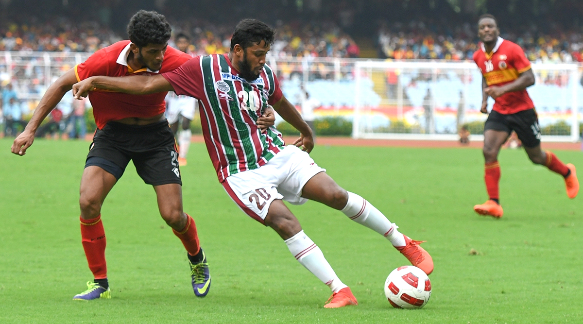 Mohun Bagan vs East Bengal, I-League 2019–20 Live Streaming Online: Check Live Football Score, Watch Free Live Telecast of MB vs EB Kolkata Derby Clash on DSport and Online