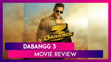 Dabangg 3 Movie Review: Salman Khan, Sonakshi Sinha's New Film Is The Weakest In The Franchise!