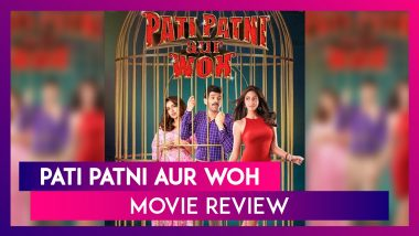 Pati Patni Aur Woh Movie Review: This Comedy is Purely For Kartik Aaryan Fans
