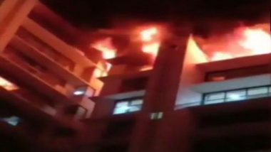 Mumbai: Fire That Broke Out at High-Rise in Vile Parle Brought Under Control, No Casualties Reported