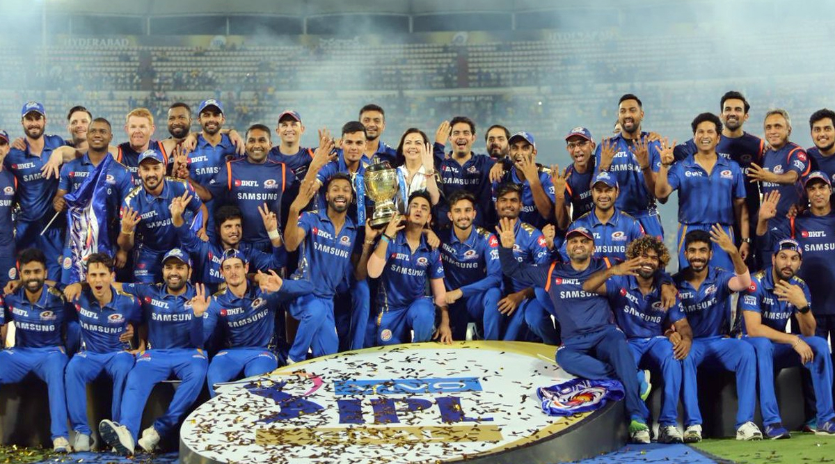 Mumbai Indians Take Sly Dig at KKR for Not Using Their Side's Image As IPL 2019 Champions (View Pic)