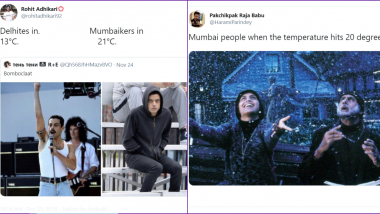 Mumbai Winter Funny Memes and Jokes Start Trending Online as City Experiences Slight Drop in Temperatures