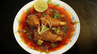 Mutton Paya Soup Should Be Tried in Winter! Here's Why And How Eating Bone Broth Keeps You Healthy In The Cold