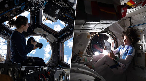 Christina Koch, NASA Astronaut, Sets New Record, Becomes First Woman to Spend 299 Days in Space; View Pics