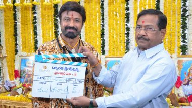 NBK 106: Nandamuri Balakrishna and Director Boyapati Srinu Teams Up For the Third Time (View Launch Ceremony Pics)