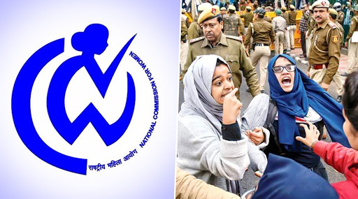 NCW Writes to Delhi Police Commissioner Over Reports of 'Sexual Harassment of Female JMI Students' by Male Police Officers During CAA Protests, Seeks Action