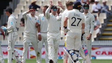 New Zealand vs England, 2nd Test Match 2019, Day 4 Live Streaming on Hotstar: How to Watch Free Live Telecast of NZ vs ENG on TV & Cricket Score Updates in India Online